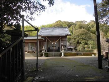 西都市7 鹿野田神社 ご社殿.jpg