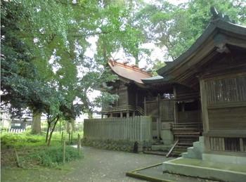 西都市 南方神社 ご本殿.JPG