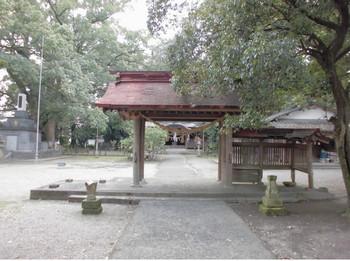 西都市 南方神社 神門.JPG