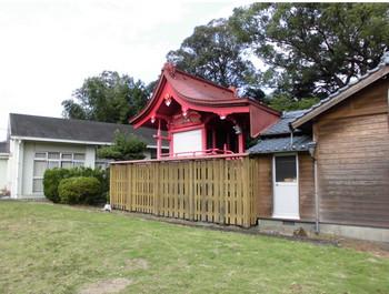 西都市 童子丸神社 ご本殿1.JPG