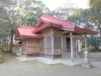 西都市 調殿神社 ご社殿3.JPG