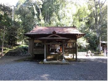 西都市 銀鏡神社 正面ご社殿2.jpg