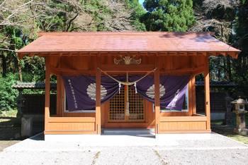 都城市6 高城町 高城神社 ご社殿5.jpg