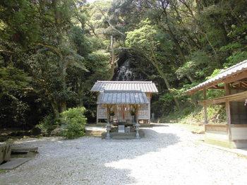 都農町 瀧神社 正面ご社殿1.JPG