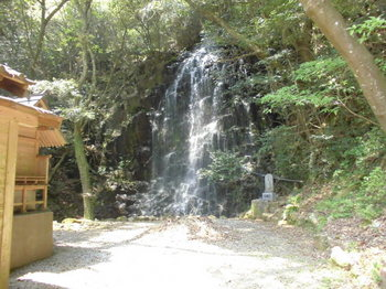 都農町 瀧神社 滝3.JPG