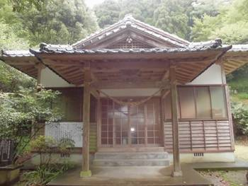 野尻町3 八尾やつのお神社 正面ご社殿2.jpg