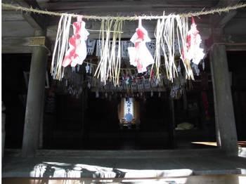 高千穂町14 天岩戸神社 神楽殿5.jpg