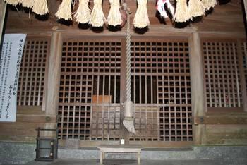 高千穂町9 落立神社(おちだちじんじゃ)ご拝殿.jpg
