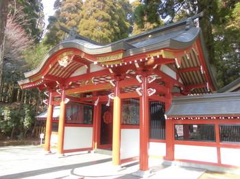 高原町 霧島東神社 ご神門1.JPG