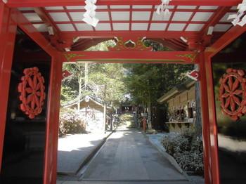 高原町 霧島東神社 ご神門5.JPG