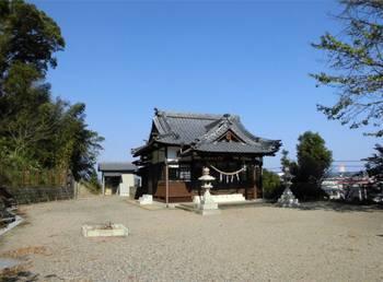 高鍋町10 愛宕神社 境内風景.jpg