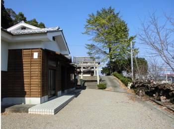 高鍋町2 愛宕神社 入り口鳥居2.jpg