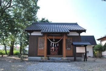 高鍋町3 稲荷神社(いなりじんじゃ)高鍋町 ご社殿2.jpg