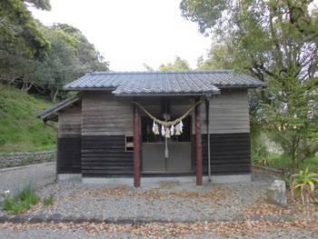 高鍋町5 大歳神社 ご社殿2.jpg