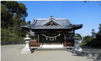 高鍋町7 愛宕神社 ご社殿.jpg