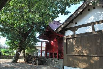 高鍋町7 稲荷神社(いなりじんじゃ)高鍋町 ご本殿.jpg