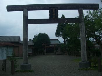 高鍋町 橘神社 正面鳥居.JPG