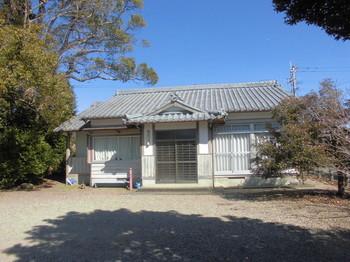 3新富町 八幡神社 社務所.JPG
